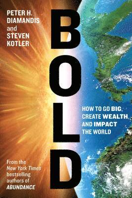 bokomslag Bold: How to Go Big, Create Wealth and Impact the World