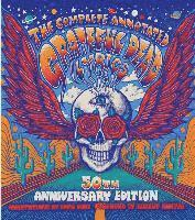 bokomslag The Complete Annotated Grateful Dead Lyrics