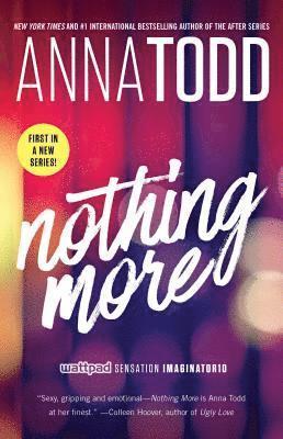 bokomslag Nothing More, Volume 1
