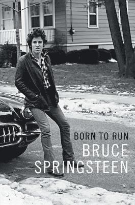 bokomslag Born to Run