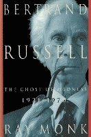 bokomslag Bertrand Russell: 1921-1970, the Ghost of Madness