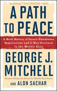 bokomslag A Path to Peace: A Brief History of Israeli-Palestinian Negotiations and a Way Forward in the Middle East