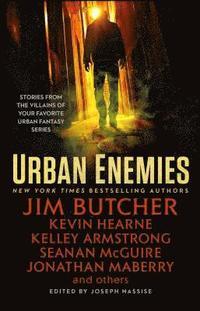 bokomslag Urban Enemies
