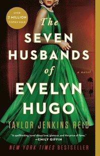 bokomslag TheSeven Husbands of Evelyn Hugo