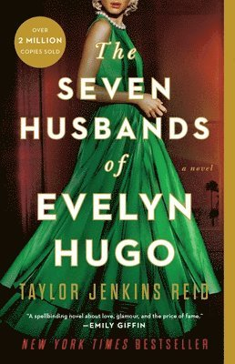bokomslag The Seven Husbands of Evelyn Hugo
