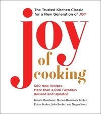 bokomslag Joy of Cooking