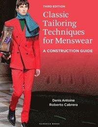 bokomslag Classic Tailoring Techniques for Menswear