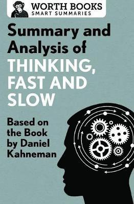 bokomslag Summary and Analysis of Thinking, Fast and Slow