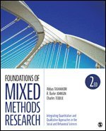 bokomslag Foundations of Mixed Methods Research