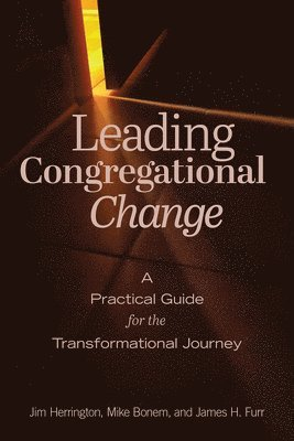 bokomslag Leading Congregational Change