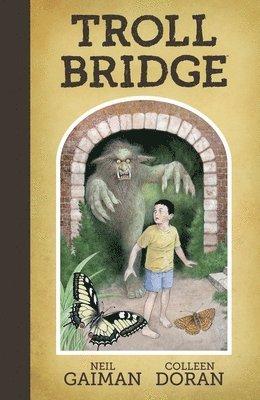 bokomslag Neil Gaiman's Troll Bridge