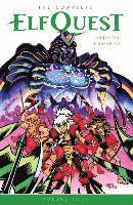 bokomslag The Complete Elfquest Volume 4