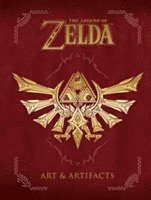 bokomslag The Legend of Zelda: Art & Artifacts