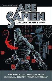 bokomslag Abe Sapien: Dark And Terrible Volume 2