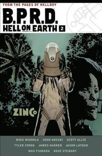 bokomslag B.p.r.d. Hell On Earth Volume 2