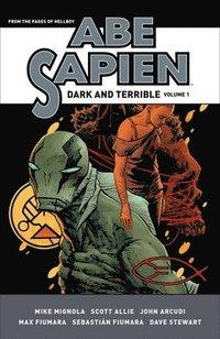 bokomslag Abe Sapien: Dark And Terrible Volume 1