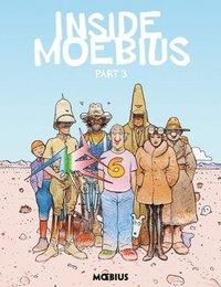 bokomslag Moebius Library: Inside Moebius Part 3
