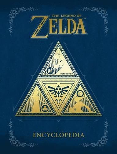 bokomslag The Legend of Zelda Encyclopedia