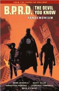 bokomslag B.p.r.d.: The Devil You Know Volume 2 - Pandemonium