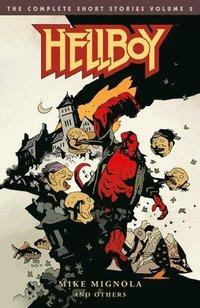 bokomslag Hellboy: The Complete Short Stories Volume 2