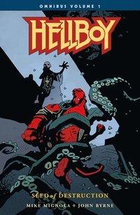 bokomslag Hellboy Omnibus Volume 1: Seed Of Destruction