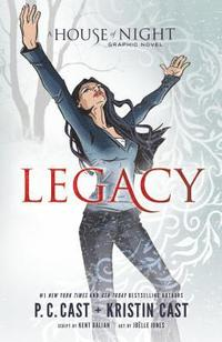 bokomslag Legacy: A House Of Night Graphic Novel