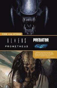 bokomslag Aliens Predator Prometheus Avp: Fire And Stone