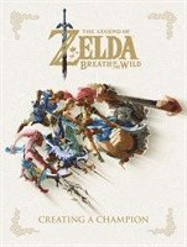 bokomslag The Legend of Zelda: Breath of the Wild