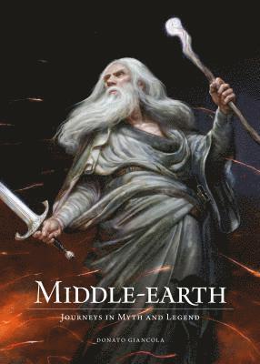 bokomslag Middle-Earth: Journeys in Myth and Legend