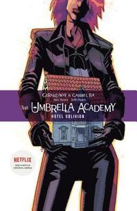bokomslag Umbrella Academy Volume 3: Hotel Oblivion