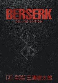 bokomslag Berserk Deluxe Volume 3