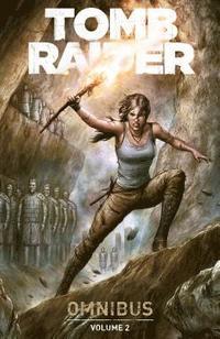 bokomslag Tomb Raider Omnibus Volume 2