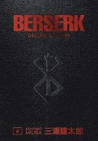 bokomslag Berserk Deluxe Volume 4