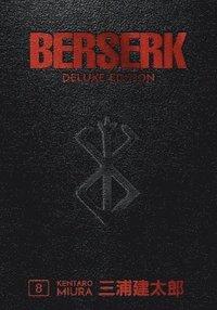 bokomslag Berserk Deluxe Volume 8