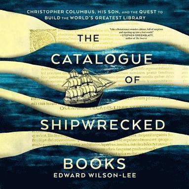 bokomslag The Catalogue of Shipwrecked Books