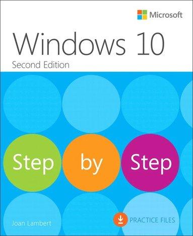 bokomslag Windows 10 Step by Step