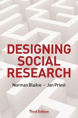 bokomslag Designing Social Research: The Logic of Anticipation