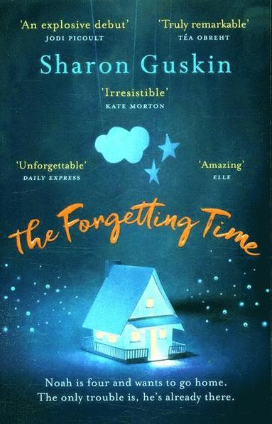 bokomslag Forgetting Time