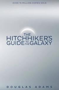 bokomslag Hitchhikers Guide to the Galaxy