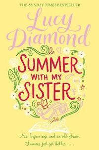 bokomslag Summer With My Sister