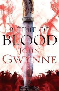 bokomslag A Time of Blood
