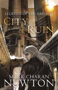 bokomslag City of Ruin