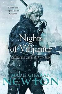 bokomslag Nights of Villjamur