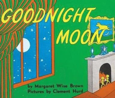 bokomslag Goodnight moon