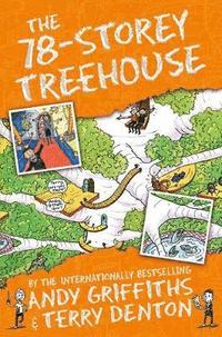 bokomslag The 78-Storey Treehouse