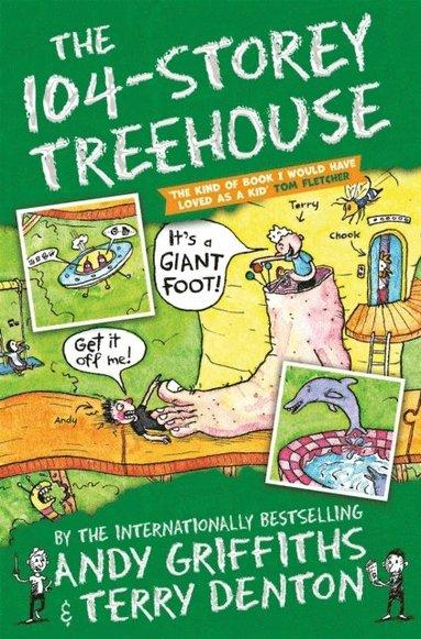 bokomslag The 104-Storey Treehouse