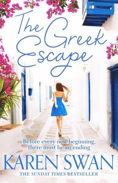 bokomslag The Greek Escape