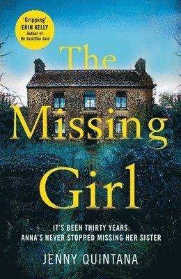 bokomslag The Missing Girl
