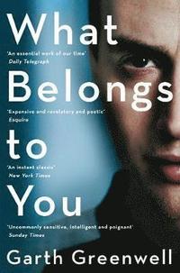 bokomslag What belongs to you
