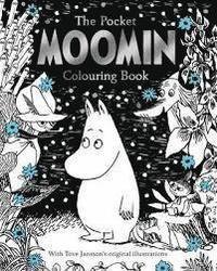 bokomslag The Pocket Moomin Colouring Book
